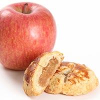 大麦のりんごパイ